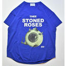 Black Weirdos /   STONED Tee (Royal Blue)
