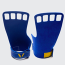 VICTORY GRIPS / MENS : LEATHER 4-Finger BLUE