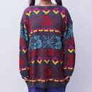Loose size bear knit