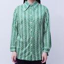 green retro shirt