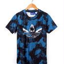 夏新作 アディダス 高品質 イラストTシャツ半袖 人気新品