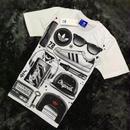 人気新品★アディダス 高品質 イラストTシャツ半袖