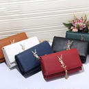 人気新品 Yves Saint Laurent   ショルダーバッグ  レディース  イヴ・サンローランフリンジバッグ  チェーン鞄
