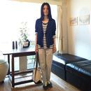 ◆Mサイズ即納◆Sothis_A[ソティス_A] 長袖ダブルジャケット / ネイビー・ブルー