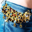 SWAROVSKI BELT JEWELRY