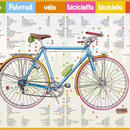 Adam's Bicycle Poster