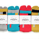 The Athletic x SimWorks Tabby Socks