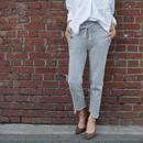 ANKLE DESIGN SWEAT PANTS
