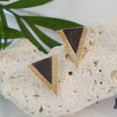 triangle matte pierce