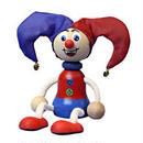 チェコのおすわり人形  キャスパー
