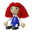 チェコおすわり人形 マニカ ABAfactory