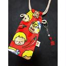 ☆Handmade☆【出前一丁】 巾着・ 携帯電話袋