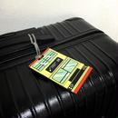 【香港☆teaspoon】巴士・HK BUS /  Luggage Tag