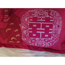 【香港☆CASABLANCA】 <囍>FRILLED PILLOW CASE / Happy!Happy!