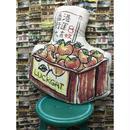 【香港☆大街小巷】凸出街市クッション  / 爆可愛!!食品クッション