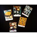 【香港☆HK  Magnet】CULTURE PHOTOMAGNET  / 香港文化写真磁鐡  5種類
