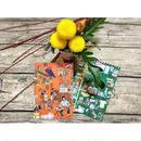【香港☆西營盤・旺角】おしゃれなグリーティングカード  2種類