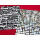 【香港☆G.O.D.】A4 file BAMBOO SCAFFOLDING  /  OTOKU!!  2面違ったアートです