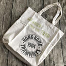 【香港☆電車】トラム・叮叮  / Go Green!Take the Tram TOTE BAG