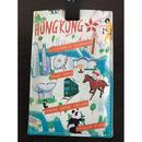 【香港☆HANDSCRIPT】Life in Hong Kong・香港   / NEW☆かわいいラゲッジタグ