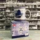 【香港☆discover】  マグカップ /  ジャンク船&天星小輪 / 藍色が素敵