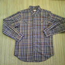 【SALE】 Nasngwam. 『ARIZONA SHIRTS CHECK navy』