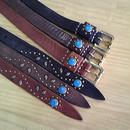 【SALE】 Nasngwam. 『STUDS BELT Ⅱ』