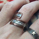 NAVAJO 『MIX RING (WYLIE SECATERO) 16号』