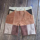 Nasngwam. 『70's LEATHER SHORTS L』