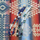 【SALE】 Tsunai Haiya 『COLORFIELD BEADS NECKLACE(ビーズネックレス) Ⅱ』