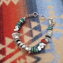 Tsunai Haiya 『COLORFIELD BEADS BRACELET(ビーズブレスレット) Ⅱ (C)』