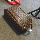 Louis Vuitton ルイヴィトン  ダミエメ ンズハンドバッグ 高級品  M47528