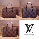 Louis Vuitton Mens ルイヴィトン メンズ    ビジネストートバッグ  高級品  41612