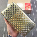 【クリスチャンルブタン Christian Louboutin】ファスナ付き 長財布 2color 高品質 SE-LO-06