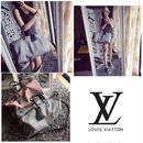 Louis Vuitton ルイヴィトン ショルダーバッグ ハンドバッグ トートバッグ ボストンバック 旅行バック 2色 高級品 56705