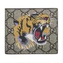 グッチ GUCCI 財布 レディース 二つ折り財布 ベンガル 虎 タイガー トラ アウトレット  042023