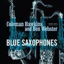 COLEMAN HAWKINS & BEN WEBSTER / Blue Saxophones (LP)