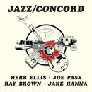 Herb Ellis, Joe Pass, Ray Brown, Jake Hanna / Jazz Concord (LP)180g