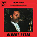 ALBERT AYLER / Something Different First Recordings vol.1&2 (CD)