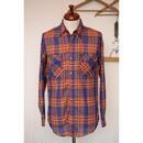 LEE 70'S ネップボディチェックシャツ