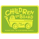 CHILD ON BOARD ステッカー MyBugバージョン(1枚)