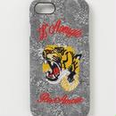 【GLORY】タイガー 刺繍 iPhoneケース