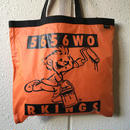 5656WORKINGS/DIG TOTE BAG_ORENGE