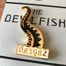 DF.SQEZ/DEVL FISH PIN BATCH_BLACK