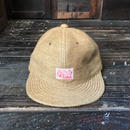 Brownie/HEMP CAP_RED TAG