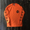 NOCARE/TEAM13 LONG SLEEVE POCKET TEE'S_SO