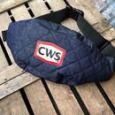 5656WORKINGS/CPP QUILTING DENIM BAG