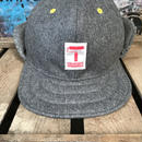 5656WORKINGS/EAR MUFFS WORK CAP_GRAY