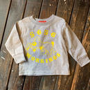 5656KIDS/BEAN L/S UNIFORM_GRAY
