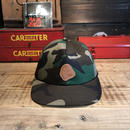 NOCARE/6PANEL BASEBALL CAP/WOODLAND CAMO